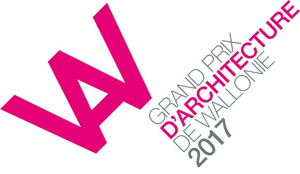 Grand Prix d'Architecture de Wallonië du 26 octobre 2017