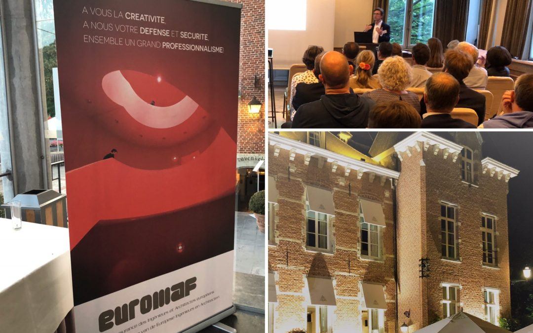 EUROMAF info-avond – Kasteel Gravenhof – 18/09/2018