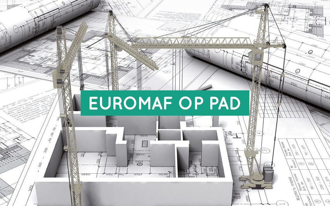 EUROMAF op pad in juli, september en oktober 2019